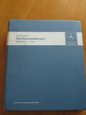 Werkstatthandbuch Mercedes Benz  Sonderausstattungen - Band 1-  R 107 - 108-109
