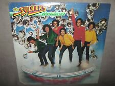The SYLVERS Disco Fever RARE SEALED New Vinyl LP 1979 NBLP-7151 CutOut