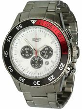 ESPRIT Uhren ES103621008 Herrenuhr VARIC CHRONO SILVER Quarzuhr