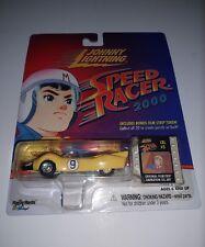 Johnny Lightning Speed Racer 2000 cartoon series - Rare Mach 4- Cel #3 New