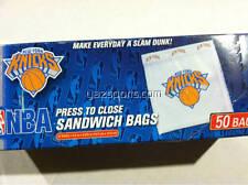 New York Knicks Sandwich Bags