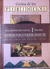 COCINA DE LOS PIRINEOS - 280 RECETAS TRADICIONALES Libro Nuevo Precintado