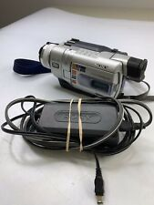 New ListingSony Handycam Dcr-Trv740 Digital 8 Hi-8 Video Camcorder Video Transfer