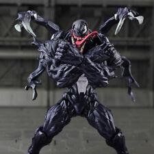 MARVEL COMICS SPIDER-MAN KAIYODO AMAZING YAMAGUCHI NO.003 VENOM REVOLTECH FIGURE