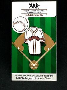 Memphis Red Sox Negro League jersey lapel pin-Throwback Classic