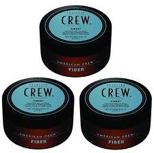 American Crew Fibre X 3 Texture Matt Finish. Strong Hold. Large 85g Wax
