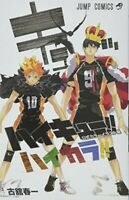 Haruichi Furudate: Haikyuu!! (Haikyu!!) Official Color Art Book From Japan F/S