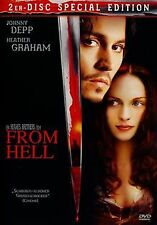 From Hell [Special Edition] [2 DVDs] von Albert Hughes, A... | DVD | Zustand gut