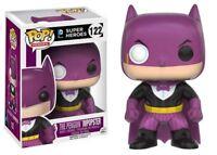 Funko POP Heroes Villains as Batman Penguin Action Figure 122 new in box