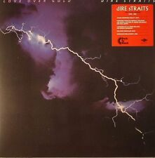 DIRE STRAITS - Love Over Gold - LP - FACTORY SEALED - REISSUE - 180 VINYL + MP3