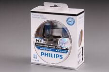2x H4 Philips WhiteVision Xenon Effect 4300K FIAT ARGENTA (132A)