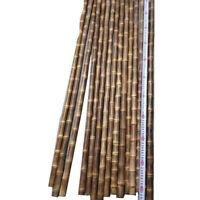 "L39.3""Varied Dia bamboo sticks for making walking/Hiking Cane Wholesale Amounts"