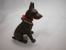 Dollhouse Miniature 1:12 Scale Animal House Pet Dog Puppy  #Z271