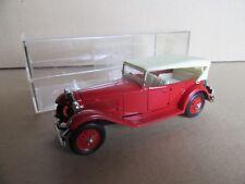 104G Rio 42 Lancia Dilambda Torpedo 1929 Rojo 1:43