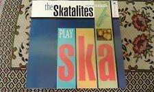 The Skatalites Play Ska , New LP, Kingston Sounds.