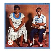 Ella Fitzgerald & Louis Armstrong – ella and Louis-VERVE-CD ALBUM