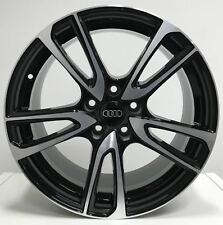"4x Cerchi in lega AUDI A3 A4 A5 A6 Q2 Q3 Q5 Q7 TT da 18"" Offerta Made in Italy"