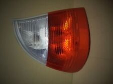 BMW E46 TOURING ESTATE  LEFT REAR CLEAR & RED LIGHT LENS TYPE FROM 2004 YEAR