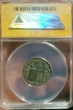 Philip II. AD247-249 ANACS F12 Roman Empire.Perga Mint!!