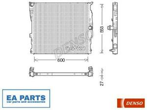 Radiator, engine cooling for BMW DENSO DRM05008