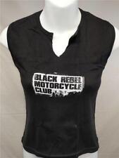 NEW Black Rebel Motorcycle Club Womens Sizes XS XSmall Split Neck Shirt