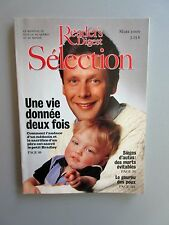 Selection Reader's Digest Magazine Mensuel Mars 2000  Neuf