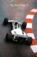 Nelson Piquet Brabham BT52 Monaco Grand Prix 1983 Photograph 1
