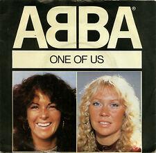 """ABBA """"UNO DI NOI C/W dovrei RIDERE o piangere"""" classico anni'80 ascolta!"""