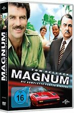 MAGNUM (Tom Selleck), Staffel 5, 6 DVDs (NEU+OVP)