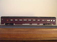Ahm Pennsylvania 1930 80' Streamlined Coach #1545 w/Kadees & Kadee Wheels