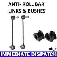 GOLF EOS A3 OCTAVIA JETTA FRONT Anti Roll Bar Sway bar 2 x Bushes & 2 x Links