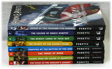 NEW The Cooper Kids Adventure Series Book Set Lot Frank Peretti 1 2 3 4 5 6 7 8