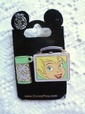 Disney Tinkerbell Lunchbox & Thermos Pin Set