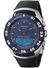Tissot T-Sport Men's Watch T0564202704100 Sailing Touch Alarm Black Chronograph