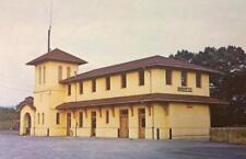 Bridgeport, Alabama L&N Passenger Railroad Depot ca 1960s Vintage Postcard