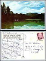 CALIFORNIA Postcard - Pine Mountain Lake O34