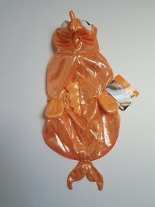Halloween Pet Cat Fancy Dress Goldfish Costume for Cats Outfit (or Small Dog)