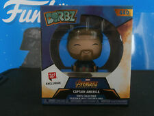 Funko Dorbz, Captain America #440, Exclusive, new