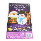 Christmas Inflatable Large Santa Father Xmas Snowman Reindeer Decorations