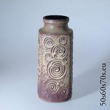 Vase Scheurich 282-26 JURA H=26,8 cm 70er Jahre/70s - WGP - Fat Lava #958