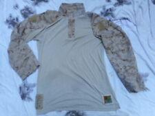 Genuine CRYE precision US MARINES USMC MARPAT DESERT marine FR COMBAT FROG SHIRT