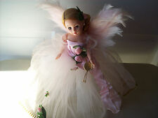 """Madame Alexander Guardian Angel Doll """" Pink Pristine"""" With Both Tags"""
