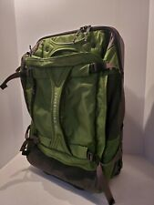 EDDIE BAUER Expedition Commuter 21 Drop Bottom ROLLING DUFFEL Luggage