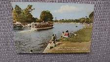 Queen's Promenade, Kingston-on-Thames Postcard