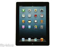"""Apple iPad 4. Gen Wi-Fi + Cellular 64GB Schwarz (9,7"""") - Guter Zustand # AKTION"""