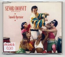 Senor Coconut Maxi-CD Smooth Operator incl. Remix Martin L Gore of depeche mode