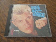 cd album BILLY IDOL songs 11 of the best