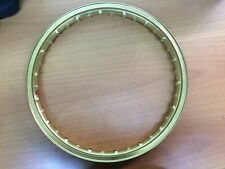 "AKRONT GOLD RIM 21 "" X 1.4 X 36 T 190 DOT SPAIN NEW OLD STOCK 1.4/21 x 36 holes"