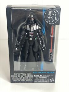 DARTH VADER  #02 Star Wars The Black Series Action Figure - New