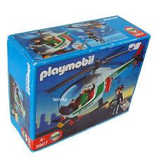 Playmobil 3907 - Polizei Hubschrauber 4+ - Neu